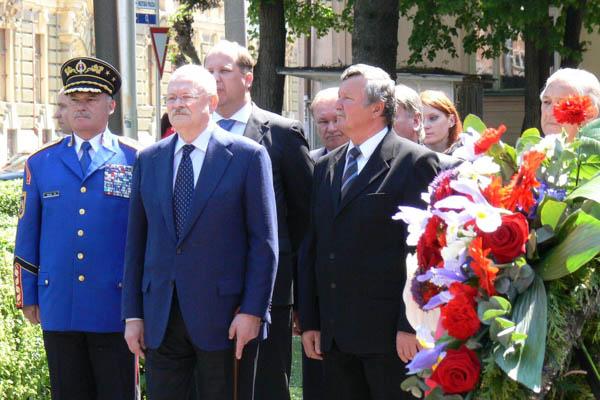 Okres R. Sobota navštívili štyria prezidenti SR