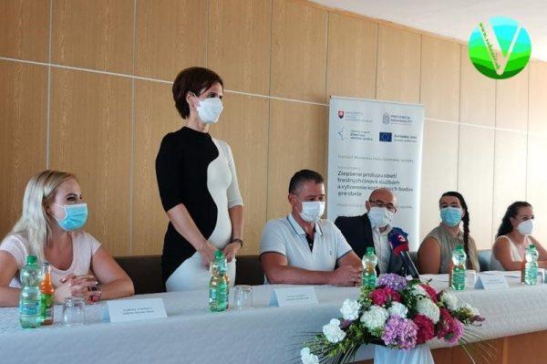 Obete trestných činov nájdu pomoc a poradenstvo už aj v Lučenci