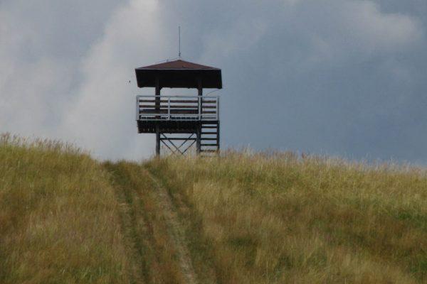 Navštívili sme rozhľadňu Vŕšok a nazreli do obce R. Baňa