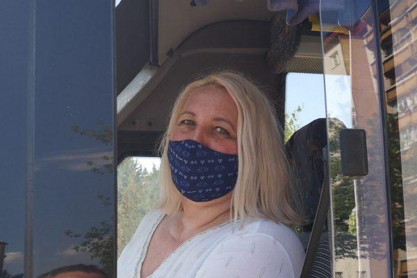 Za volantom autobusu v R. Sobote už nejazdí len jedna žena