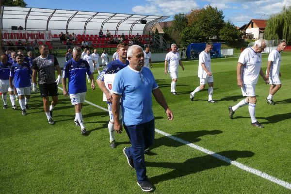 Spomienky na sto rokov futbalu v Poltári