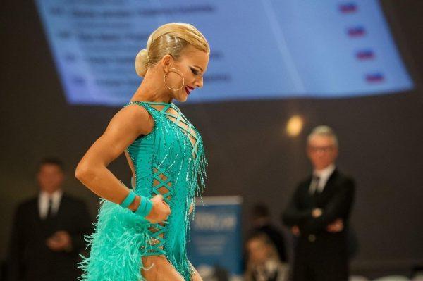 Tanečníčka Orsolya Farkasová: Tanec ma naučil byť vytrvalou a nevzdávať sa