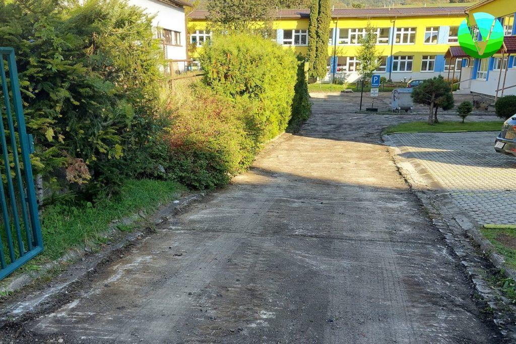 asfaltovanie Tisovec