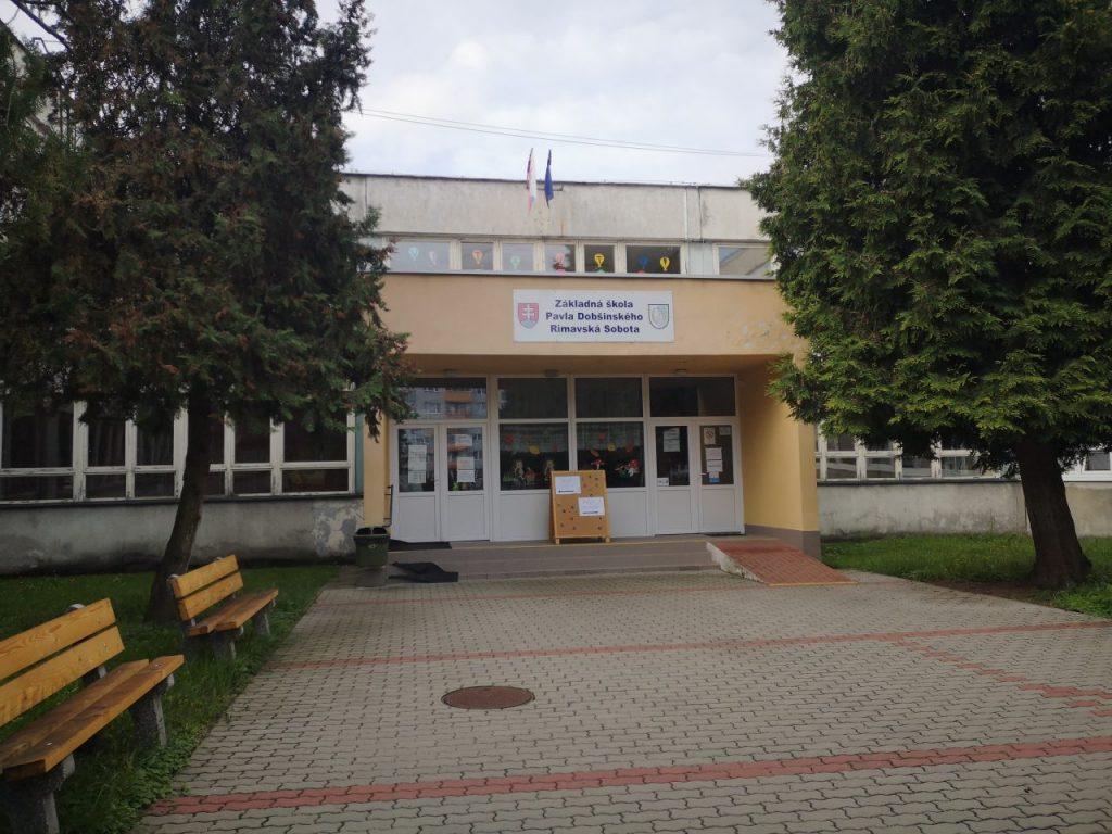 ZŠ P. Dobšinského
