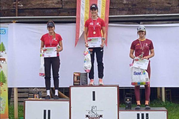 Kapustová kraľovala na majstrovstvách Slovenska