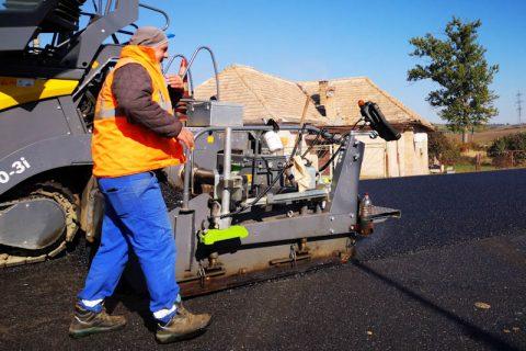 asfaltovanie Bátka