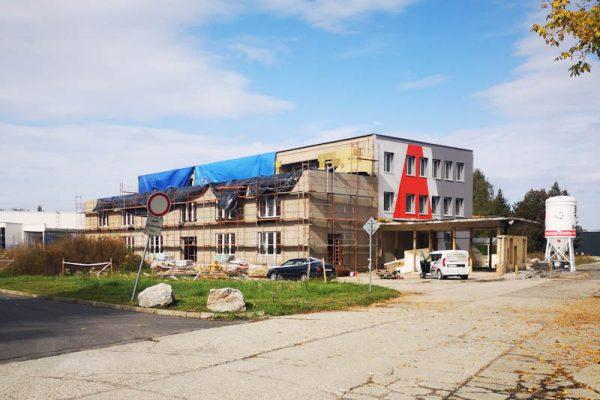 Rekonštruujú bývalú administratívnu budovu cukrovaru