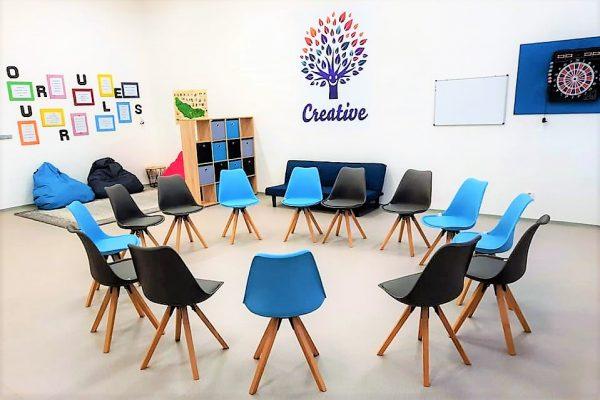Na základnej škole Creative vylepšili priestory i vzdelávanie