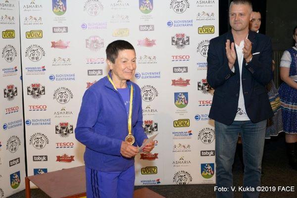 Rodáčka z R. Soboty má na konte 476 maratónov. Zaradili ju do prestížneho klubu