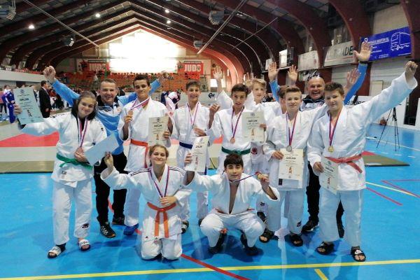 Džudisti R. Soboty dali o sebe vedieť na majstrovstvách Slovenska. Dvaja majú titul