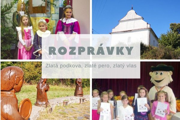 Celoslovenská súťaž v prednese slovenských rozprávok sa blíži